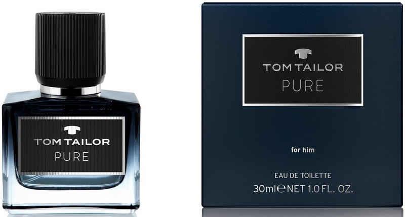 TOM TAILOR Eau de Toilette »Pure for him«