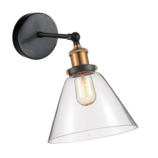 FAVOURITE Wandleuchte »Cascabel«, mit individuell regulierbarem Lampenschirm