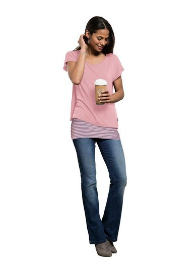 Casual Looks 2-in-1-Shirt (2-tlg)