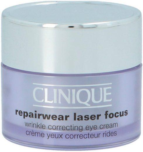 CLINIQUE Anti-Aging-Augencreme »Repairwear Laser Focus«