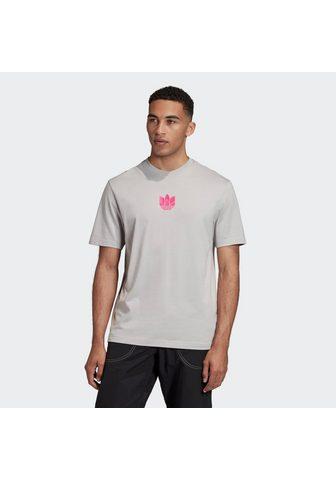 adidas Originals Marškinėliai »3D TREFOIL GRAPHIC«