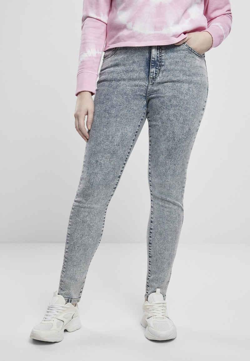 URBAN CLASSICS Skinny-fit-Jeans