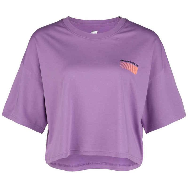 New Balance T-Shirt »Sport Style Optiks Boxy«