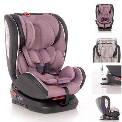 Lorelli Autokindersitz »Kindersitz Nebula Gruppe 0+/1/2/3«, 10.6 kg, (0-36 kg) Isofix, verstellbar, drehbar