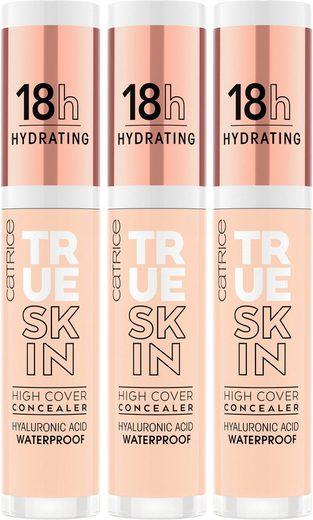 Catrice Concealer »True Skin High Cover«, 3-tlg.