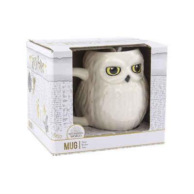 Harry Potter Tasse »Harry Potter Hedwig 3D Becher«