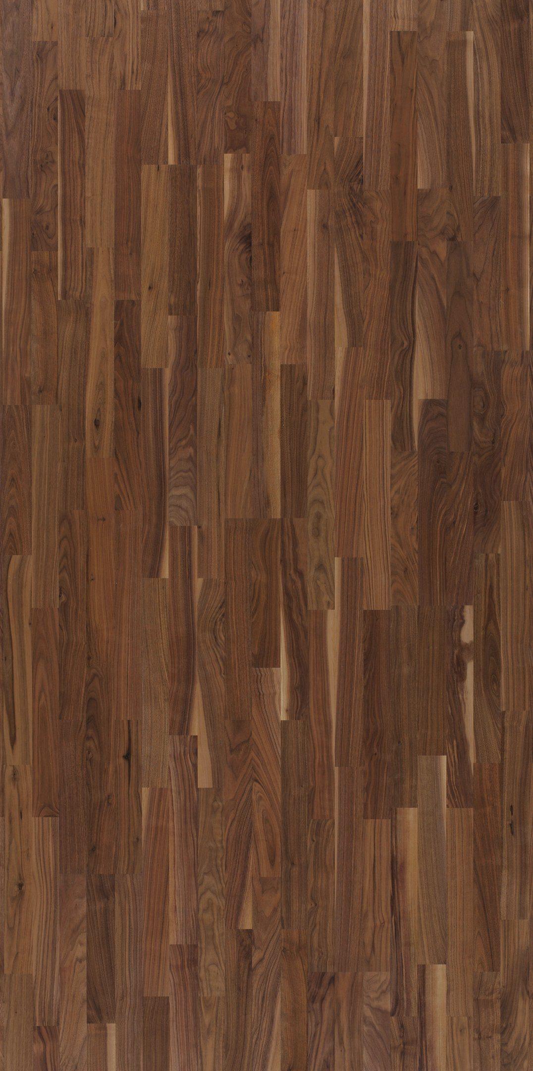 PARADOR Parkett »Eco Balance Natur - schwarz Nussbaum europ.«, 2200 x 185 mm, Stärke: 13 mm, 3,66 m²
