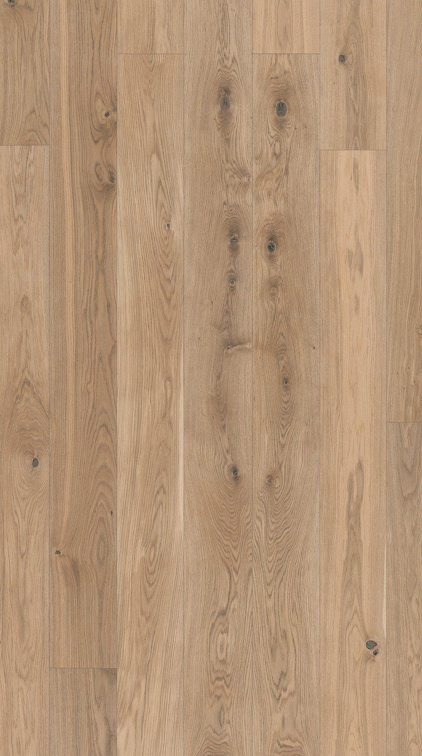 PARADOR Packung: Parkett »3060 Living Eiche weiß matt lack«, 185 x 2200 mm, Stärke: 13 mm