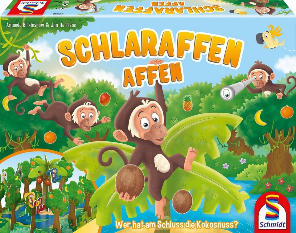 Affen Spiele 100
