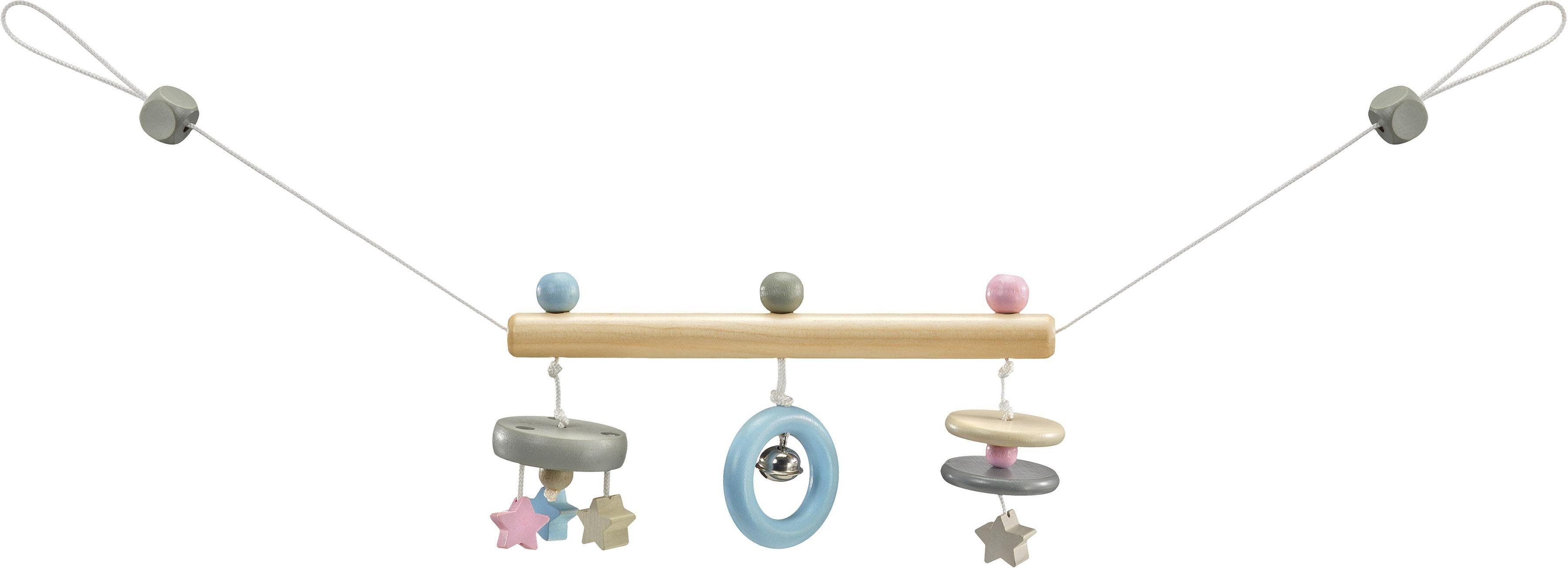 Selecta Kinderwagenkette »Sternchen Wagenkette«