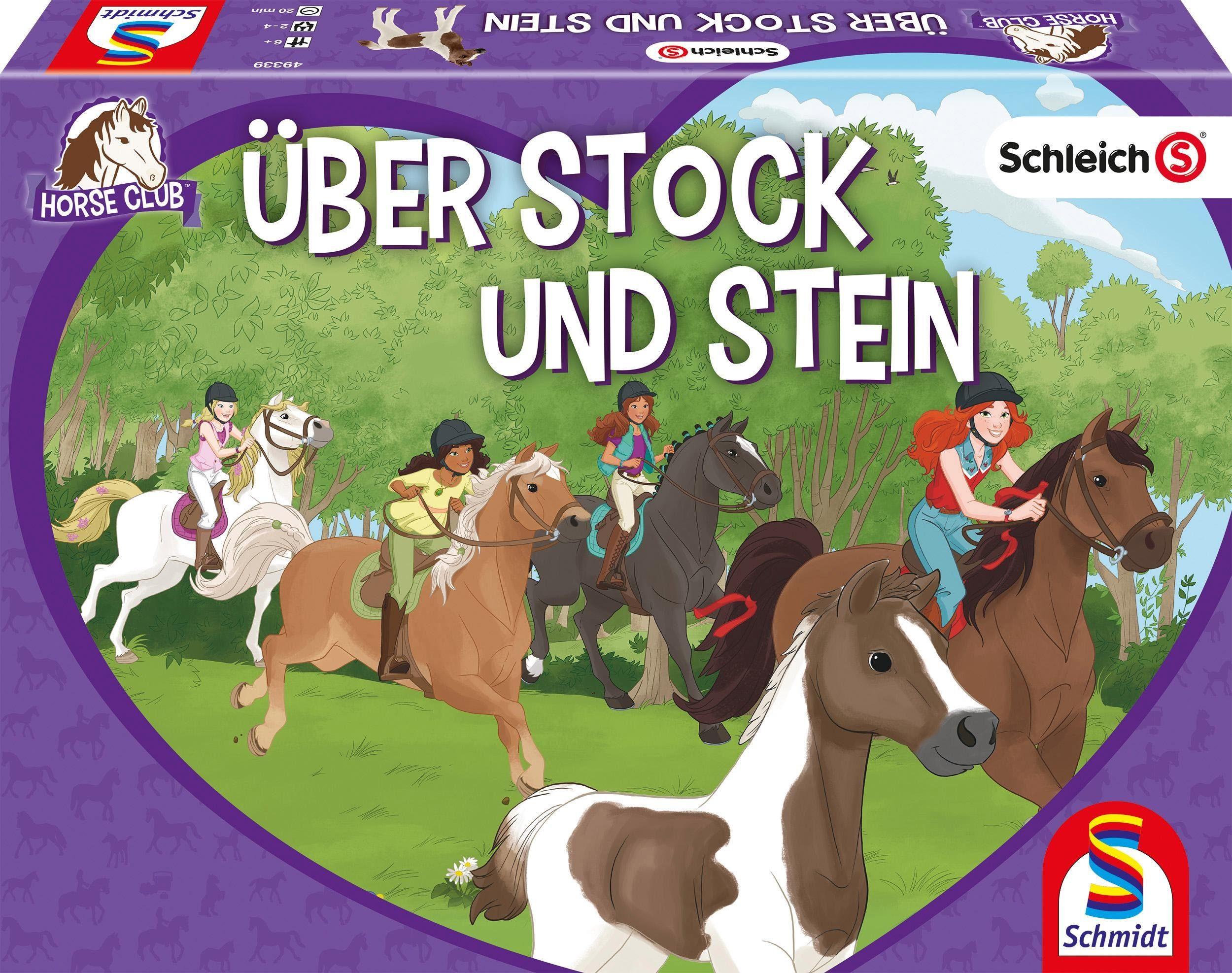 Schmidt Spiele Schleich Über Stock und Stein Spiele