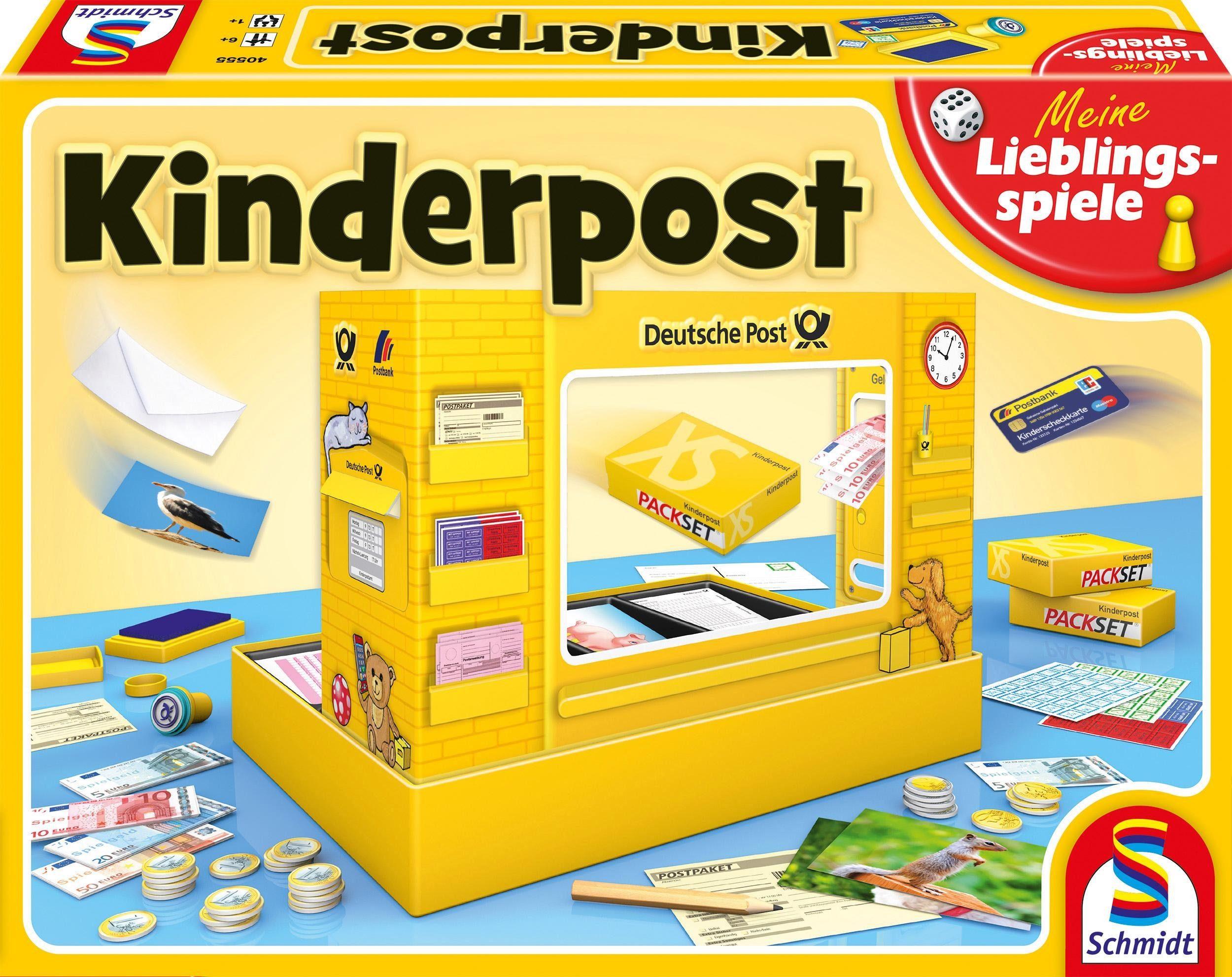 Schmidt Spiele Kinderspiel, »Kinderpost «