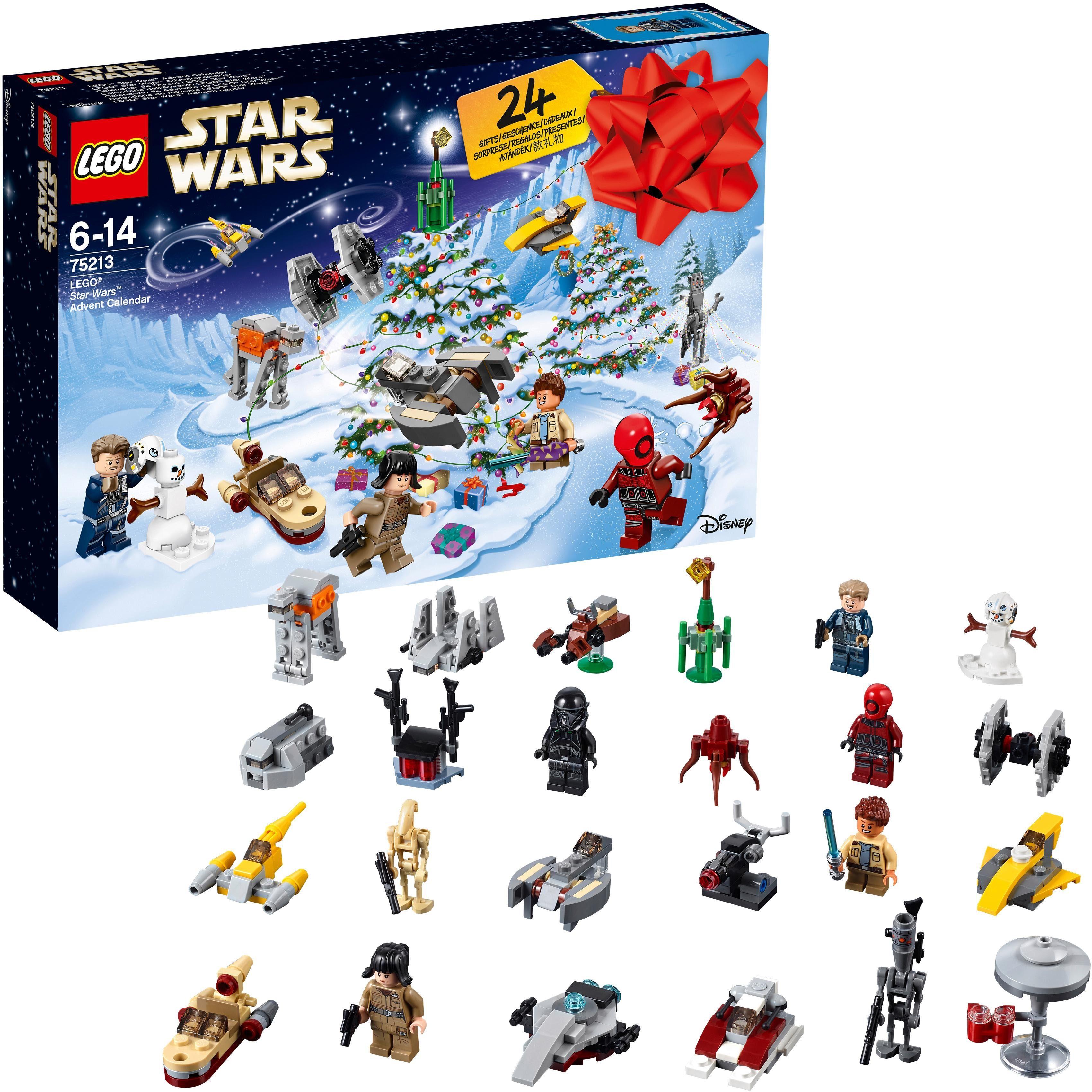 LEGO® LEGO® Star Wars™ Adventskalender (75213), »LEGO® Star Wars™«