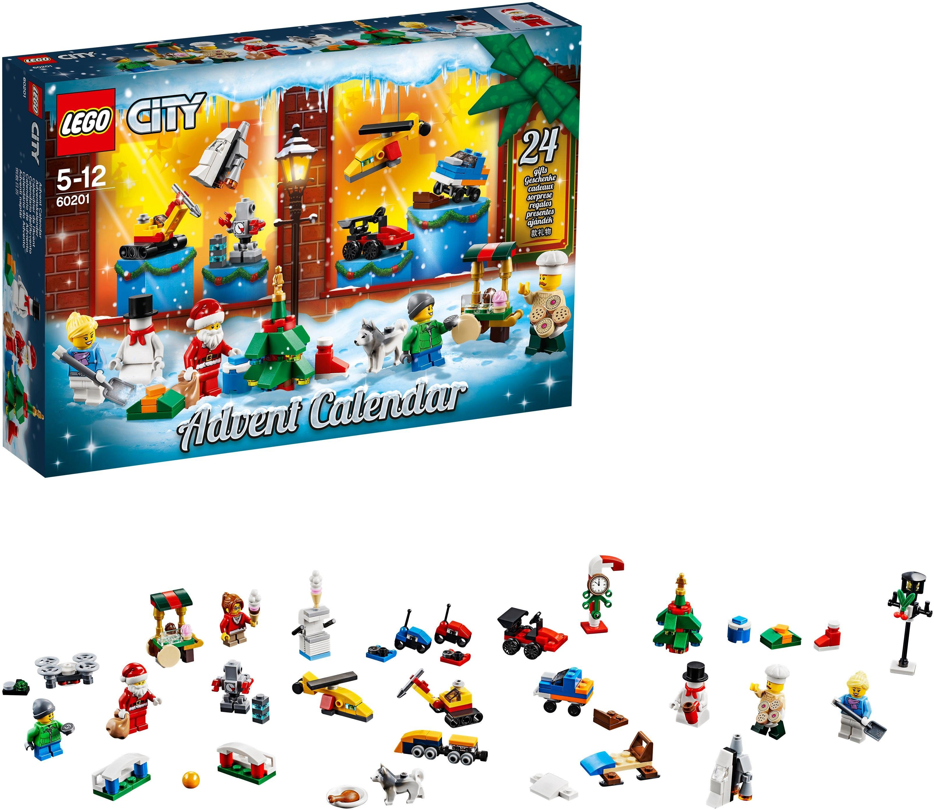 LEGO® LEGO® City Adventskalender (60201), »LEGO® City«