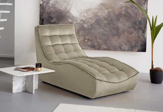 CALIA ITALIA Chaiselongue »Banjo PRM 1087«