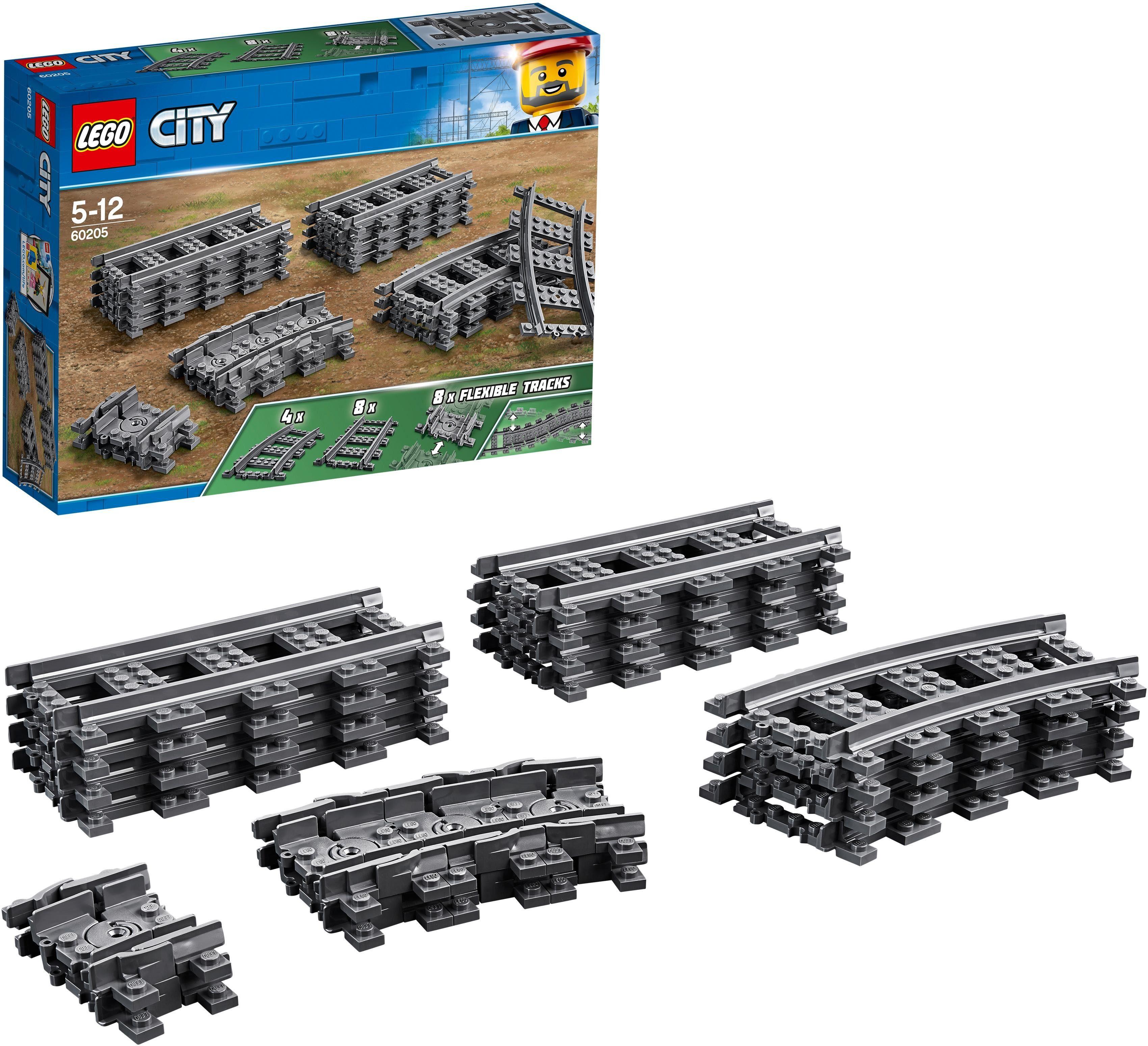 LEGO® Schienen (60205), »LEGO® City«