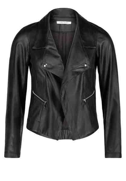 Betty Barclay Bikerjacke langarm