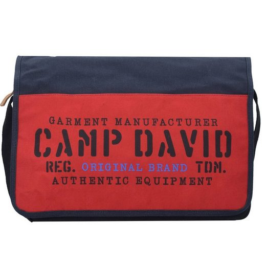 CAMP DAVID Camden Bay Messenger 38 cm
