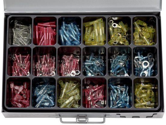 RAMSES Sortimentskasten , mit Flachsteckhülsen, 200 Teile
