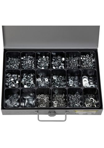 Ящик для инструментов с Muttern Scheib...