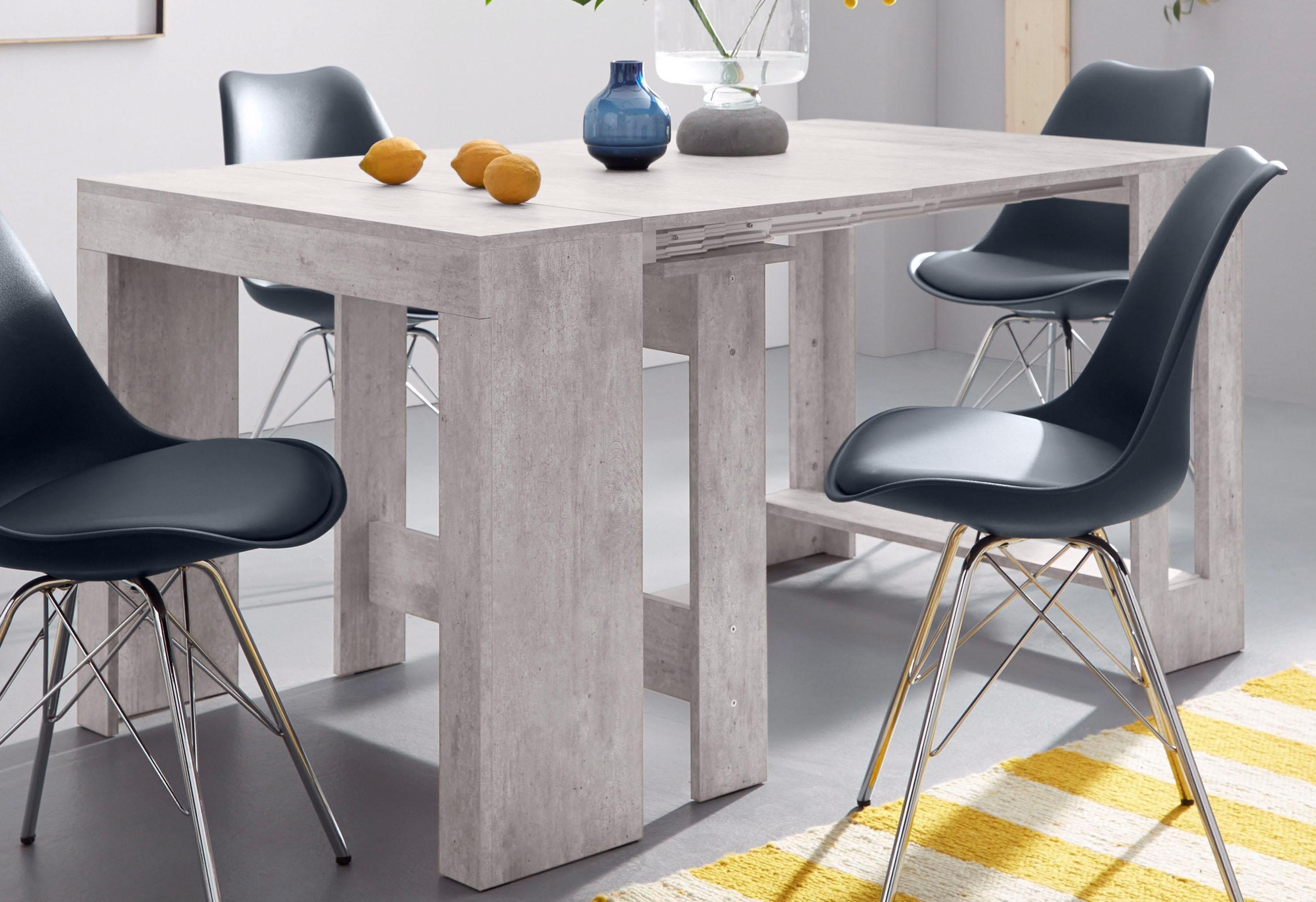 esstisch ausziehbar preisvergleich die besten angebote online kaufen. Black Bedroom Furniture Sets. Home Design Ideas