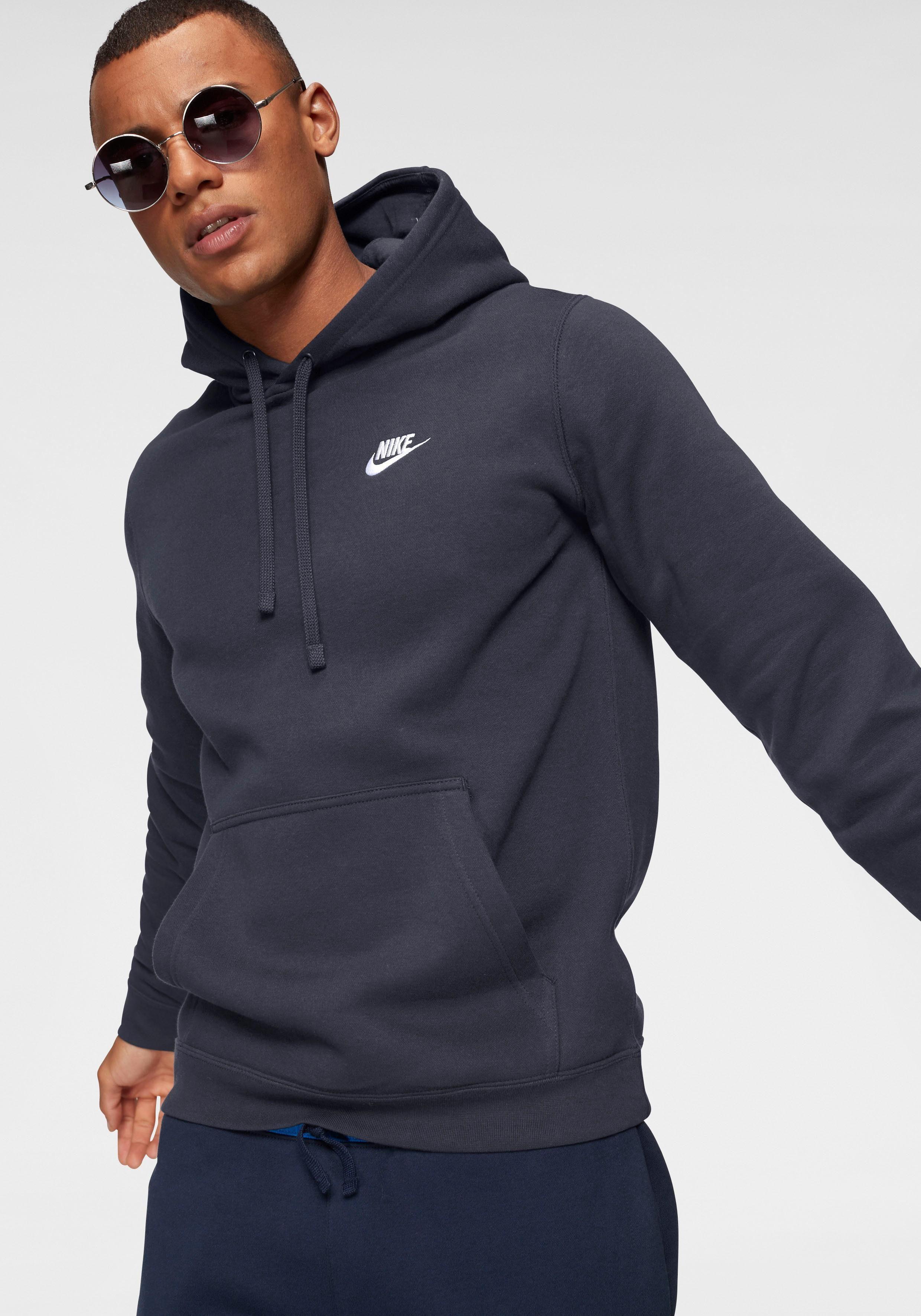 Nike Sportswear Kapuzensweatshirt »M NSW CLUB HOODIE PO BB« online kaufen | OTTO