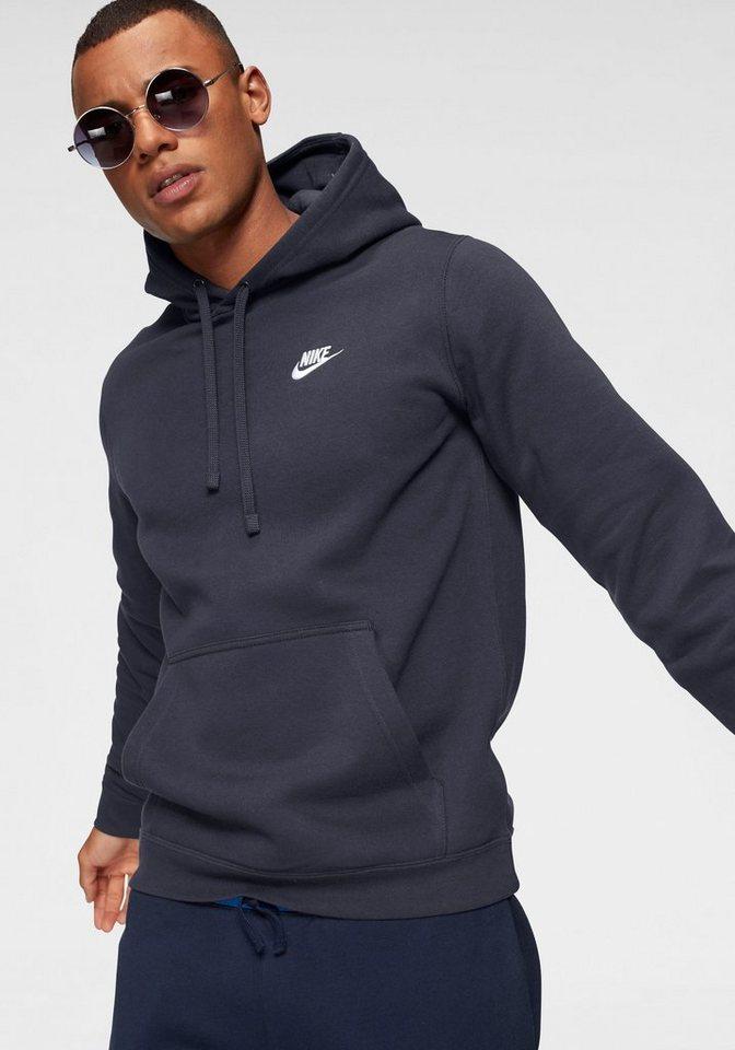 where can i buy best online good looking Nike Sportswear Kapuzensweatshirt »M NSW CLUB HOODIE PO BB« online kaufen |  OTTO