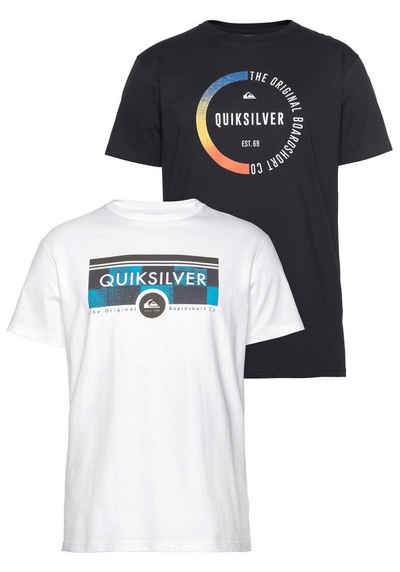 ebb024c9f5241b Quiksilver T-Shirt »FLAXTON PACK« (Packung