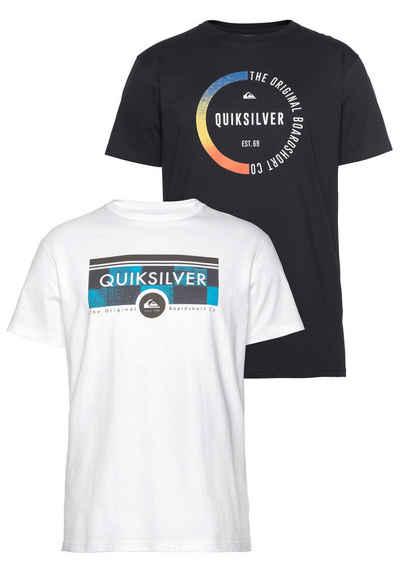 33e1d5c46b1972 Quiksilver T-Shirt »FLAXTON PACK« (Packung