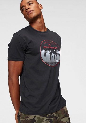 Quiksilver T-Shirt »FLAXTON CUT PALM«