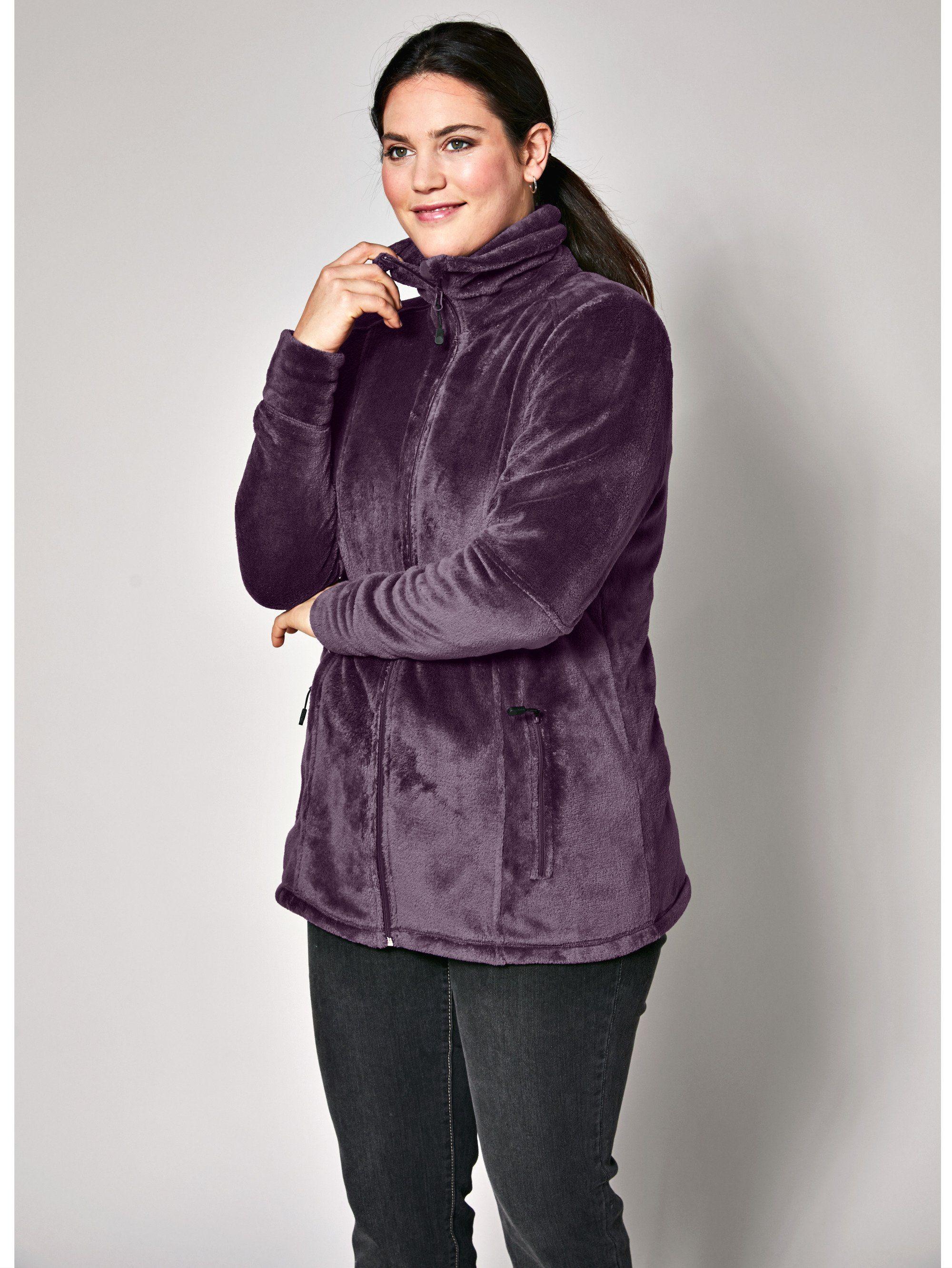 Kaufen Happy Size By Fleece Joyce jacke Janet Und 4Aj3R5L