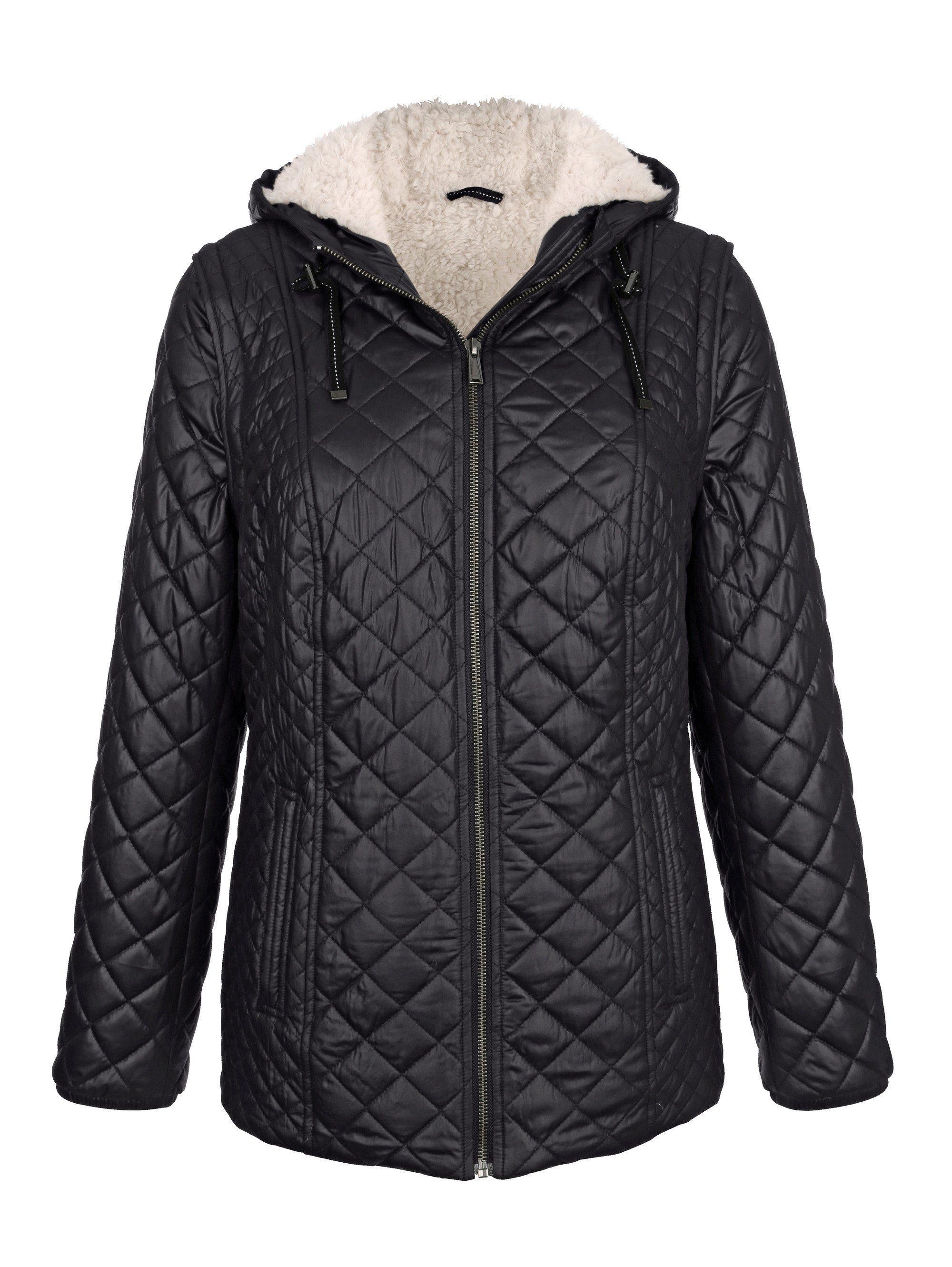 Dress In Jacke mit warmen Teddyfell innen kaufen | OTTO