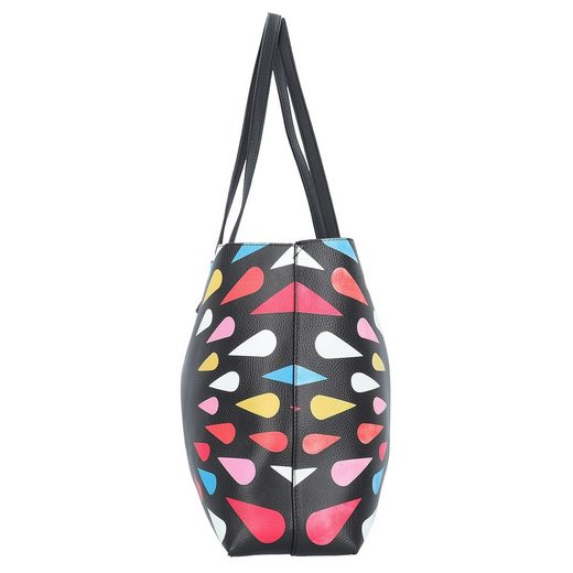 Tears Cm Tasche Seattle Splatter 38 Shopper Desigual Uwxzd1qd