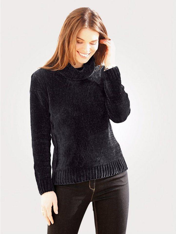 Mona Pullover aus weicher Chenille online kaufen | OTTO