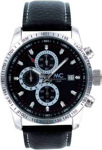 MC Herrenuhr in sportlicher Chronometer-Optik