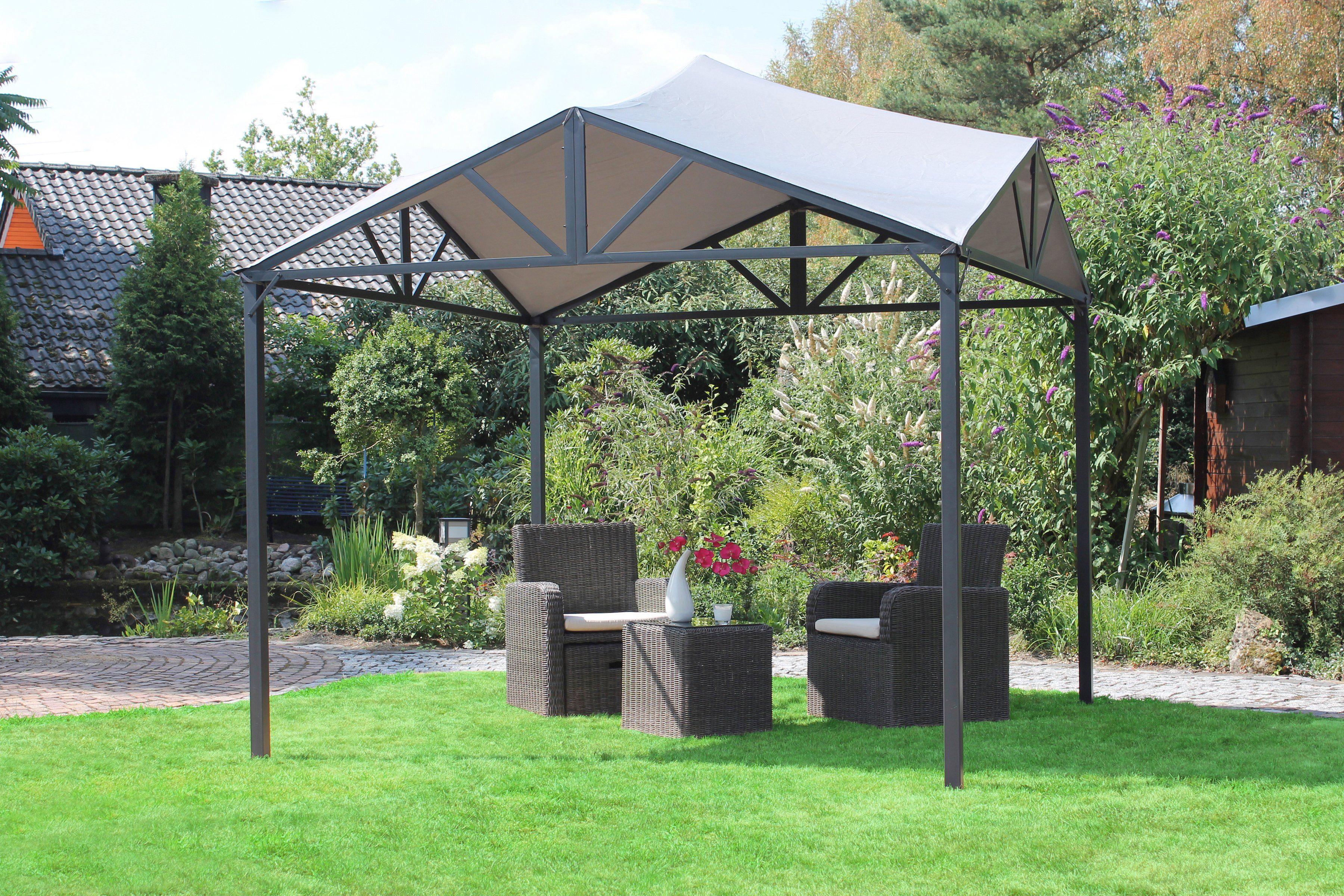 LECO Pavillon »Jule«, BxL: 300x300 cm