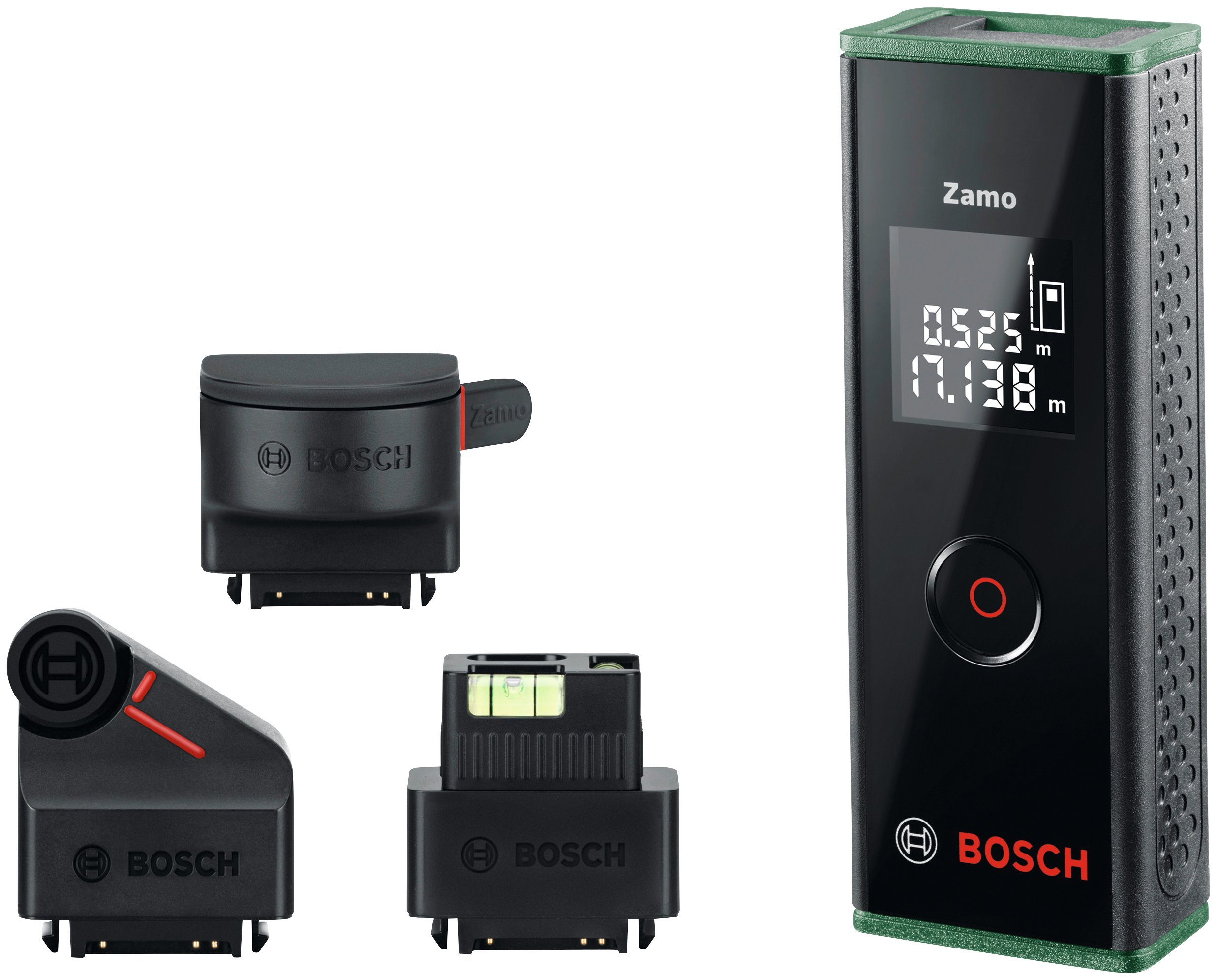Bosch set entfernungsmesser zamo iii« laser otto