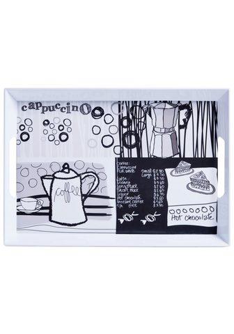 ZELLER PRESENT Zeller Padėklas »Coffee«