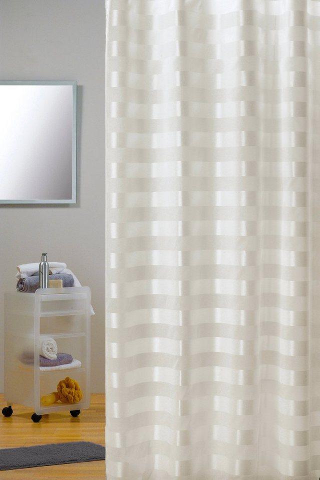Duschen und Zubehör - MSV Duschvorhang »AMALFI«, Breite 180 cm  - Onlineshop OTTO