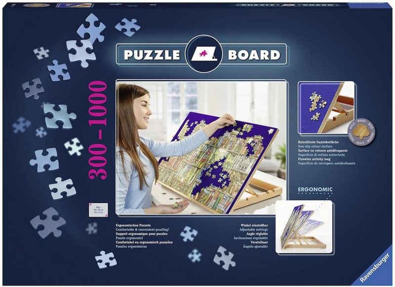 Ravensburger Puzzleunterlage »Puzzle Board«, mit rutschfester Samtoberfläche; FSC® - schützt Wald - weltweit