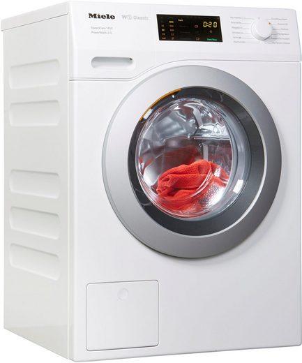 Miele Waschmaschine WDB330 WPS SpeedCare 1400, 7 kg, 1400 U/Min