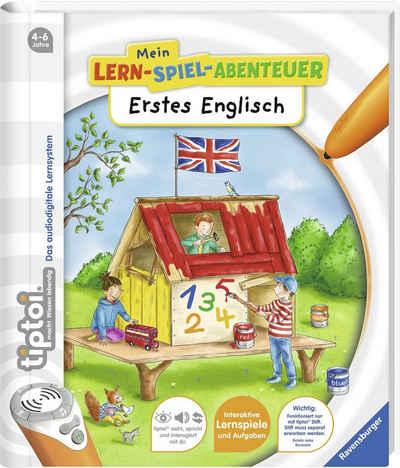 Ravensburger Buch »tiptoi®, Erstes Englisch«, Made in Europe