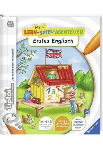 """Книжка """"tiptoi® Erstes Englis..."""