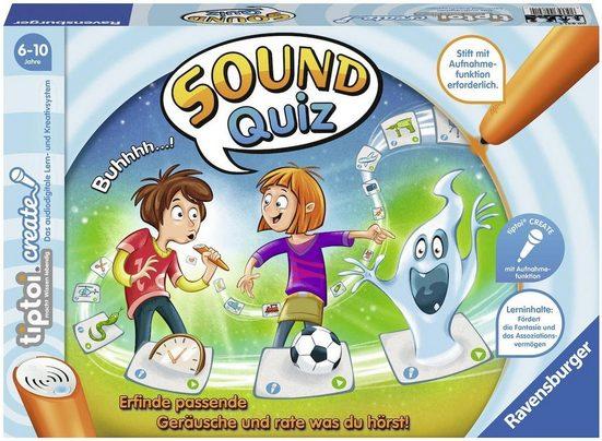 Ravensburger Spiel, »tiptoi® CREATE, Sound-Quiz«