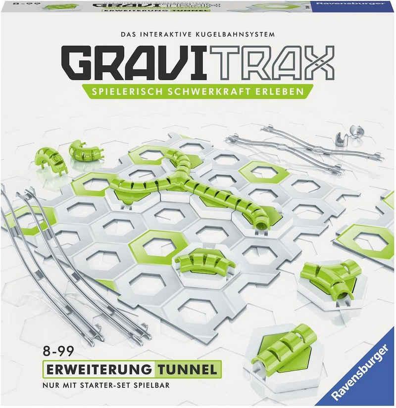 Ravensburger Kugelbahn-Bausatz »GraviTrax® Tunnel«, (Set), Made in Europe, FSC® - schützt Wald - weltweit