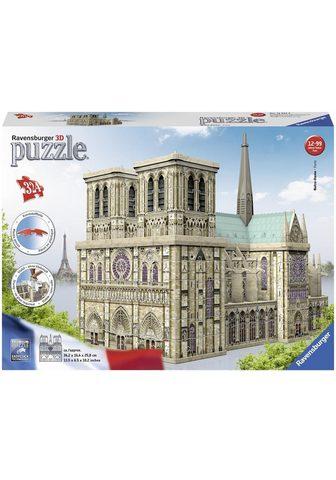 """3D-Puzzle """"Notre Dame de Paris&qu..."""