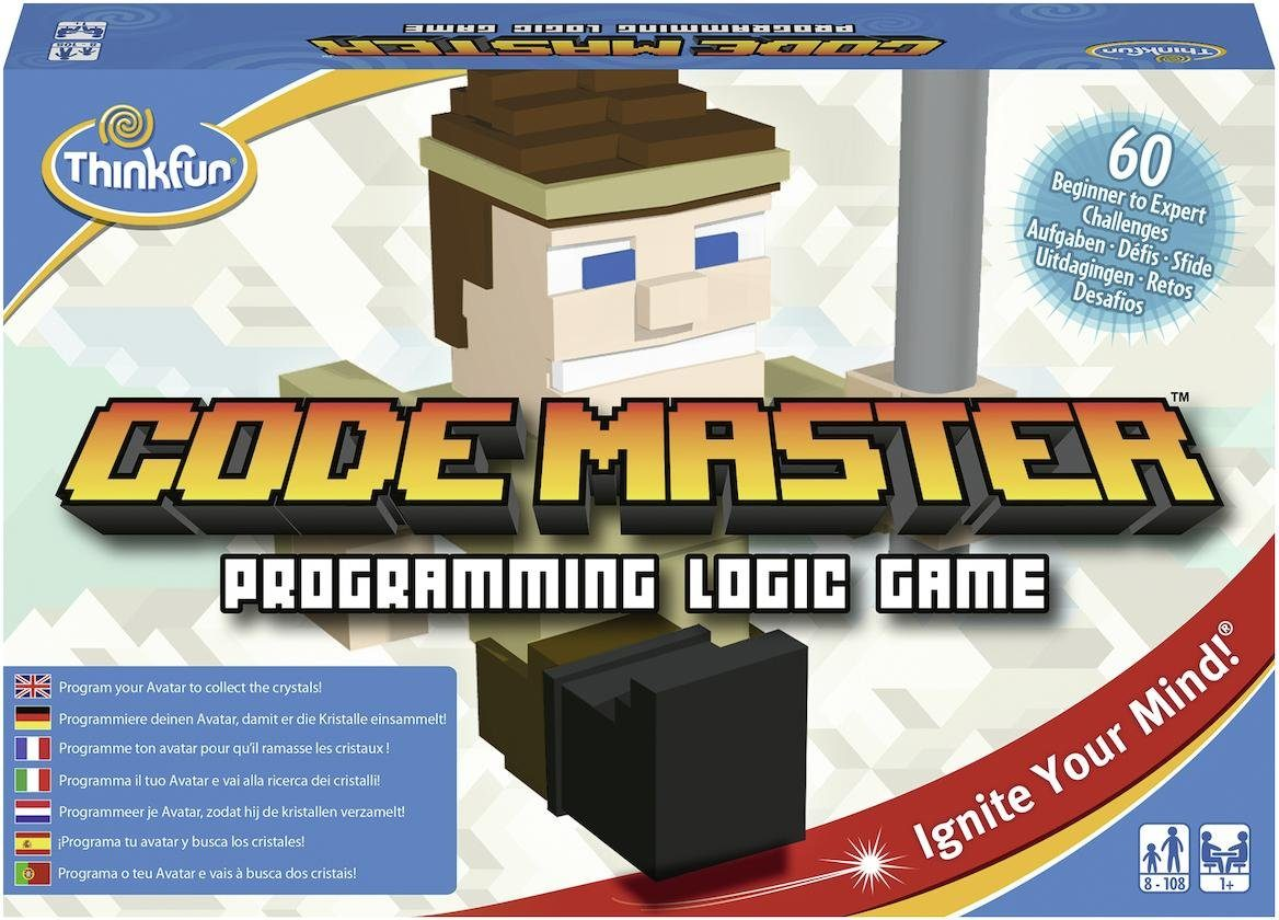 Thinkfun® Logikspiel, »Code Master™«