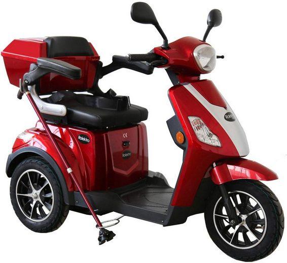 Rolektro Elektromobil »E-Trike 15 V.2«, 500 W, 15 km/h