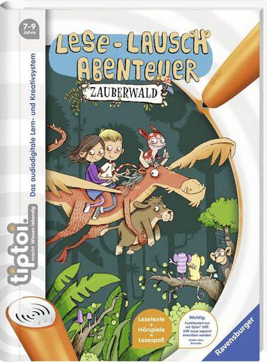 Ravensburger Buch »tiptoi®, Lese-Lausch-Abenteuer Zauberwald«