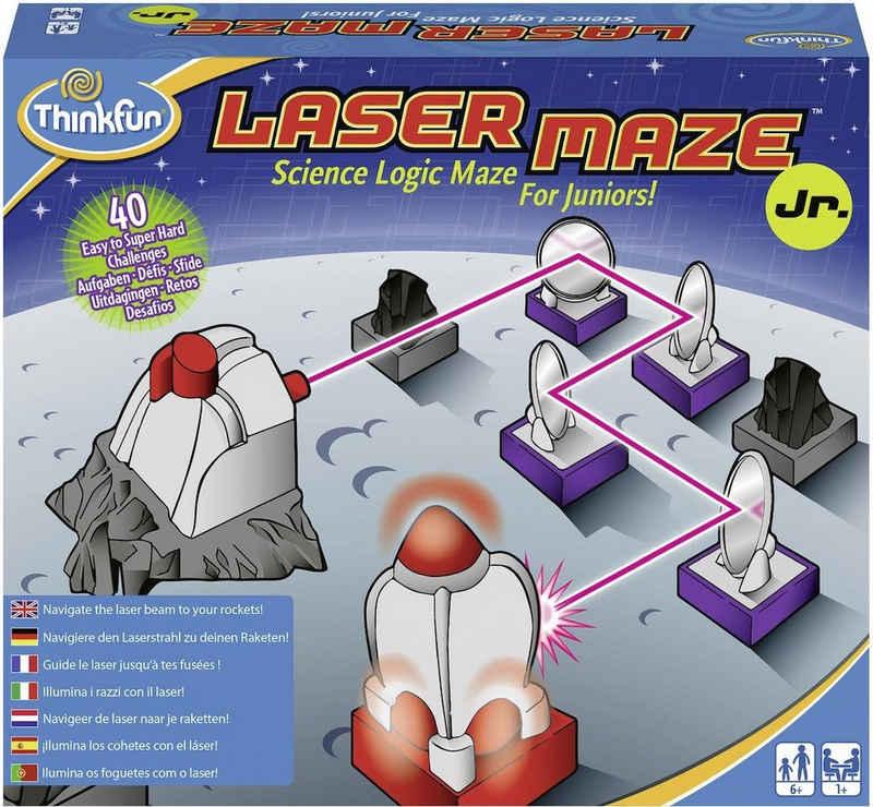 Thinkfun® Spiel, »Laser Maze™ Junior«, mit Laserstrahl